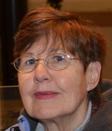 Sharon Portrait