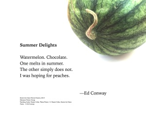 """Summer Delights"" by Ed Conway"